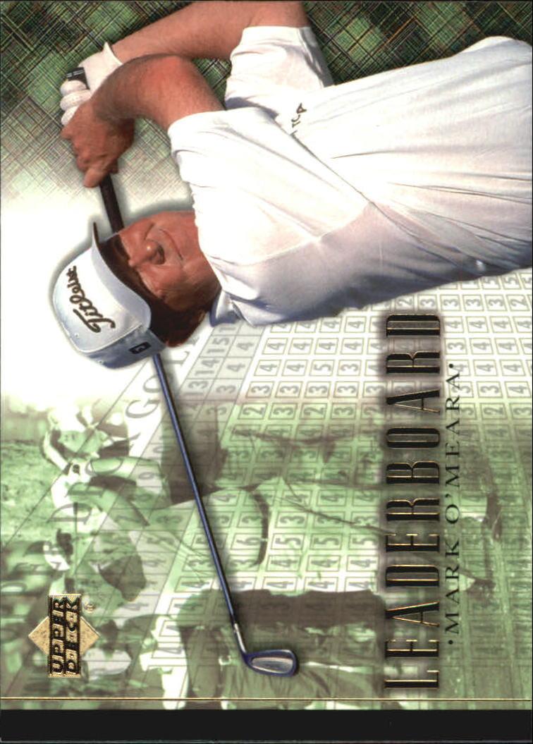 2001 Upper Deck #95 Mark O'Meara LB