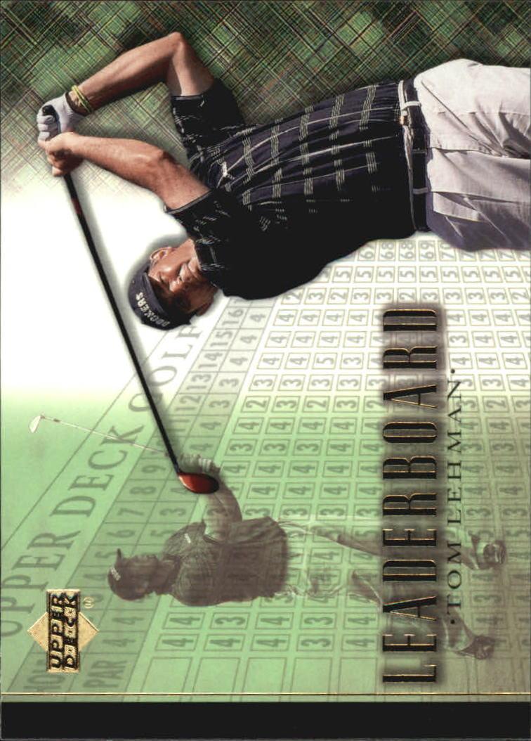 2001 Upper Deck #96 Tom Lehman LB