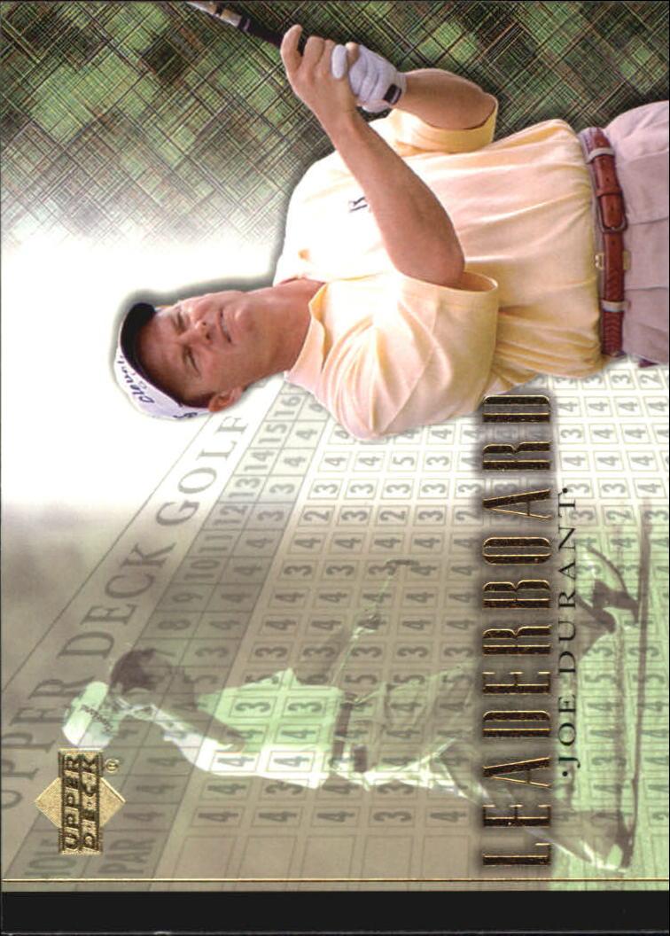 2001 Upper Deck #102 Joe Durant LB