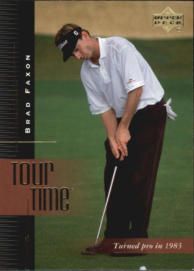 2001 Upper Deck #181 Brad Faxon TT