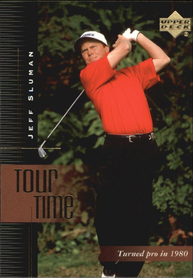 2001 Upper Deck #191 Jeff Sluman TT