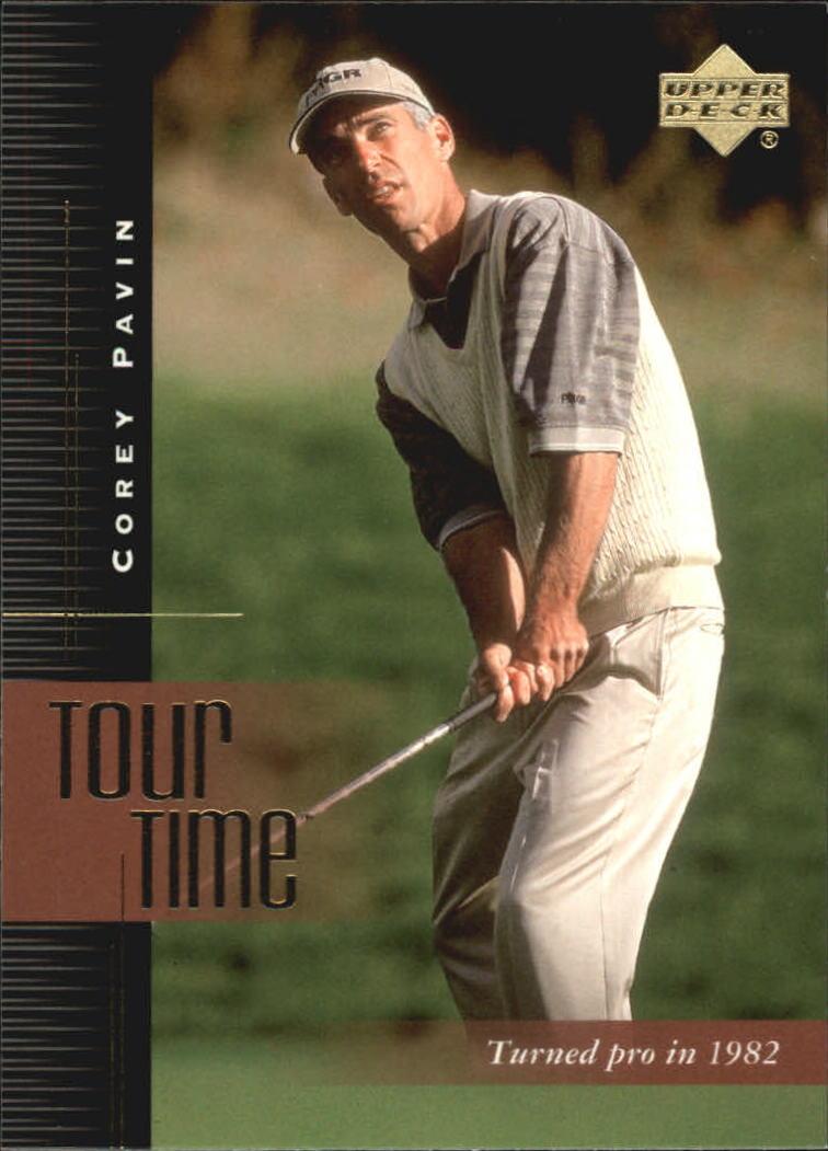 2001 Upper Deck #193 Corey Pavin TT