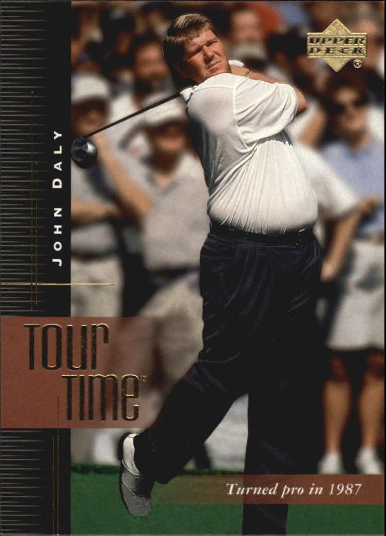 2001 Upper Deck #194 John Daly TT
