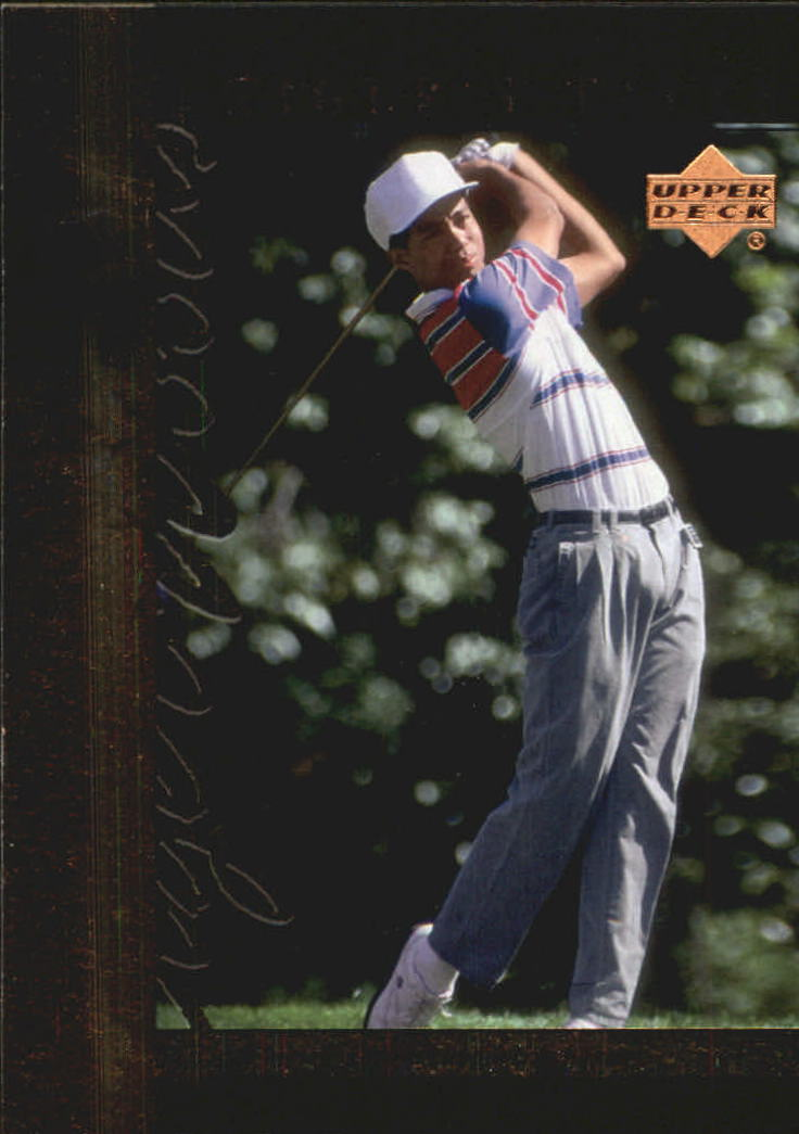 2001 Upper Deck Tiger's Tales #TT5 Tiger Woods