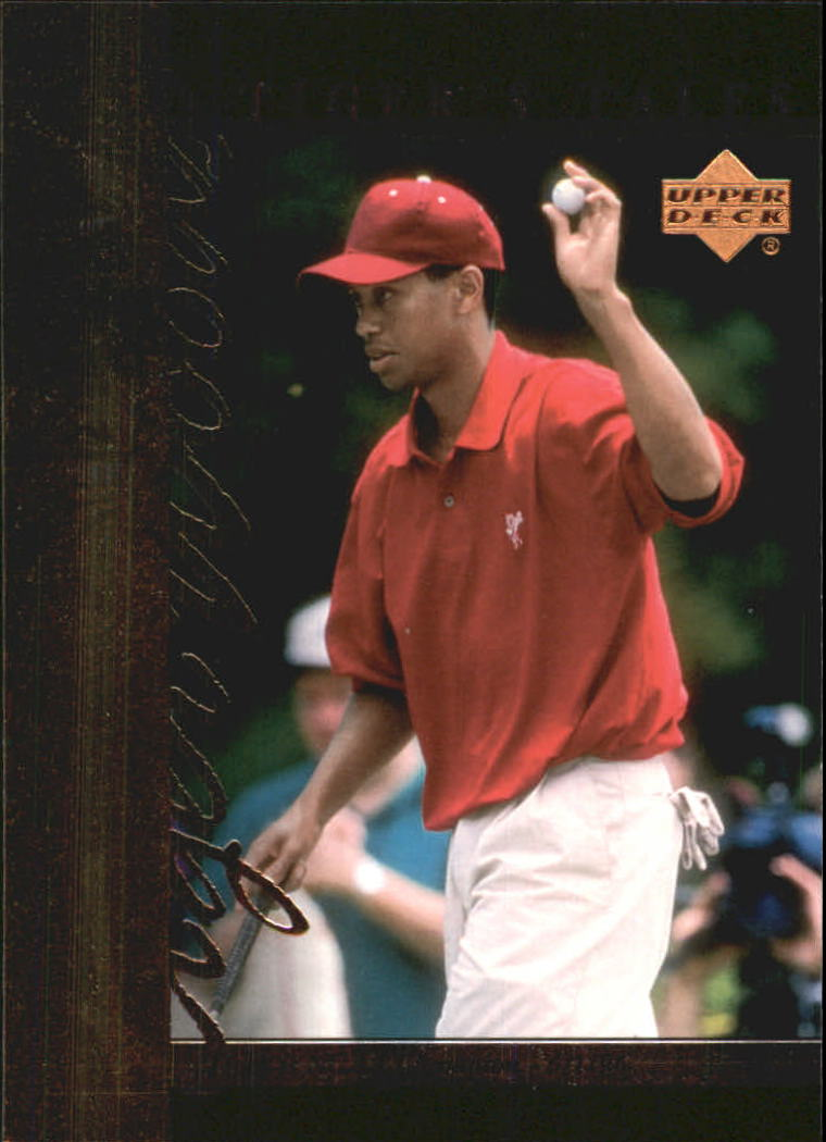 2001 Upper Deck Tiger's Tales #TT8 Tiger Woods