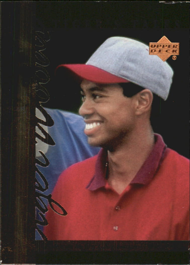 2001 Upper Deck Tiger's Tales #TT9 Tiger Woods