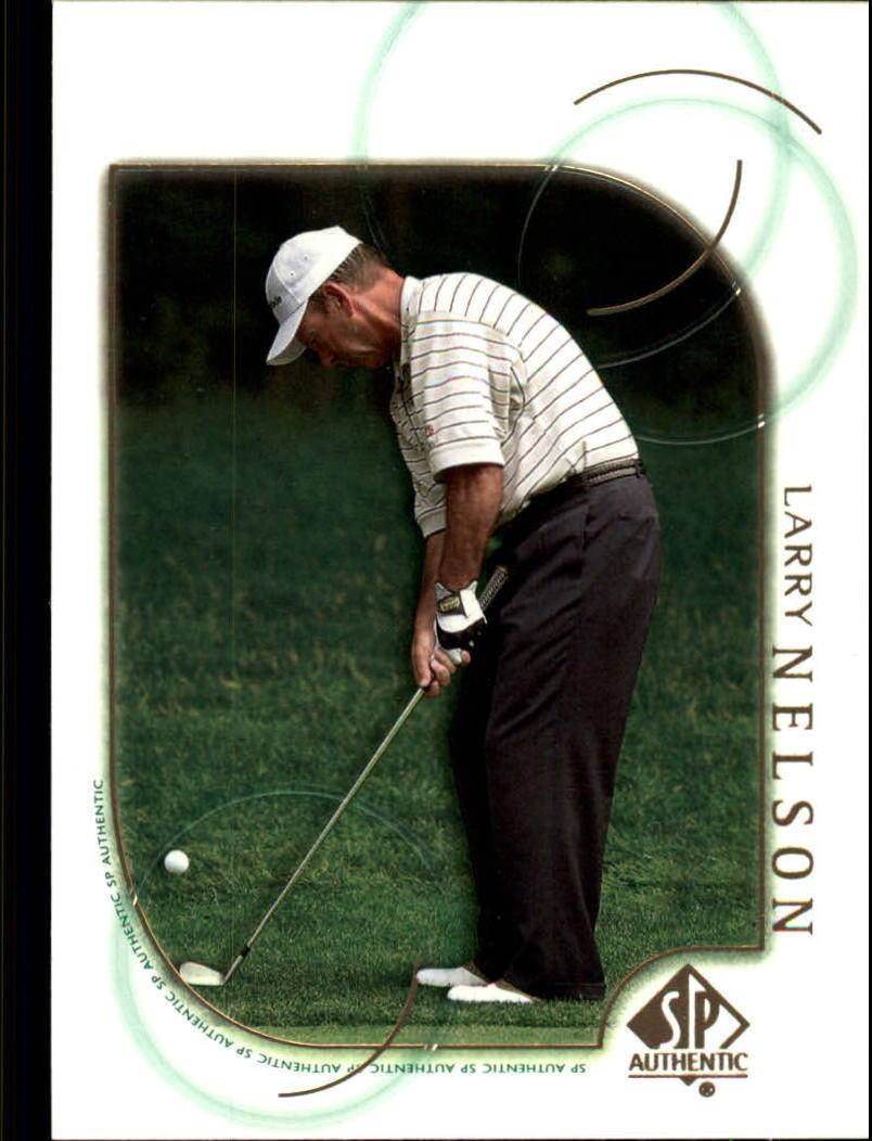 2001 SP Authentic #23 Larry Nelson