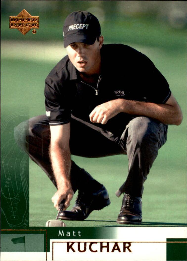 2002 Upper Deck #2 Matt Kuchar