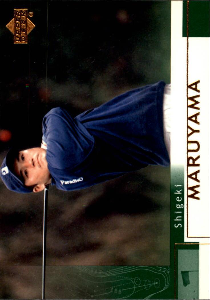 2002 Upper Deck #14 Shigeki Maruyama