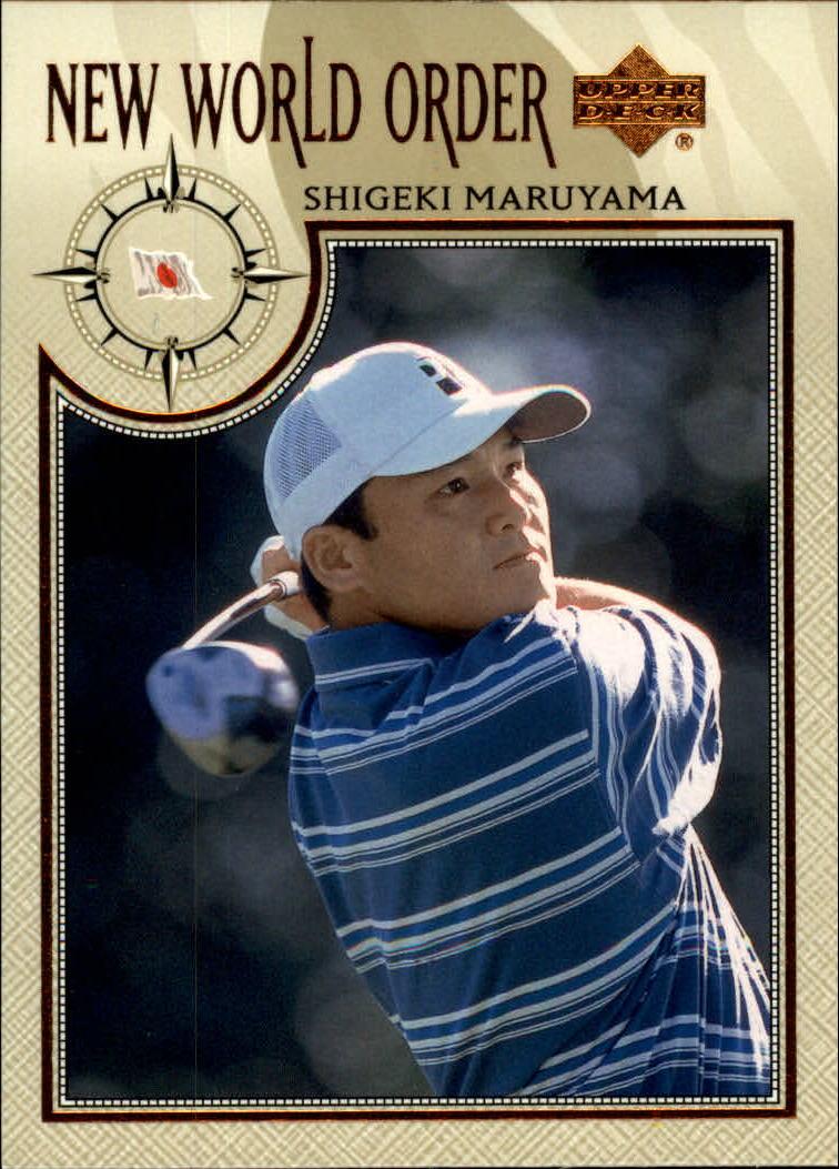 2002 Upper Deck #64 Shigeki Maruyama NWO