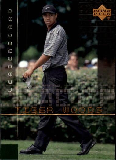 2002 Upper Deck #106 Tiger Woods LB