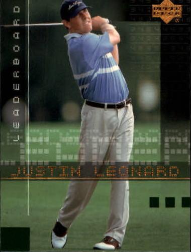 2002 Upper Deck #112 Justin Leonard LB