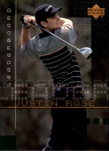 2002 Upper Deck #117 Justin Rose LB RC
