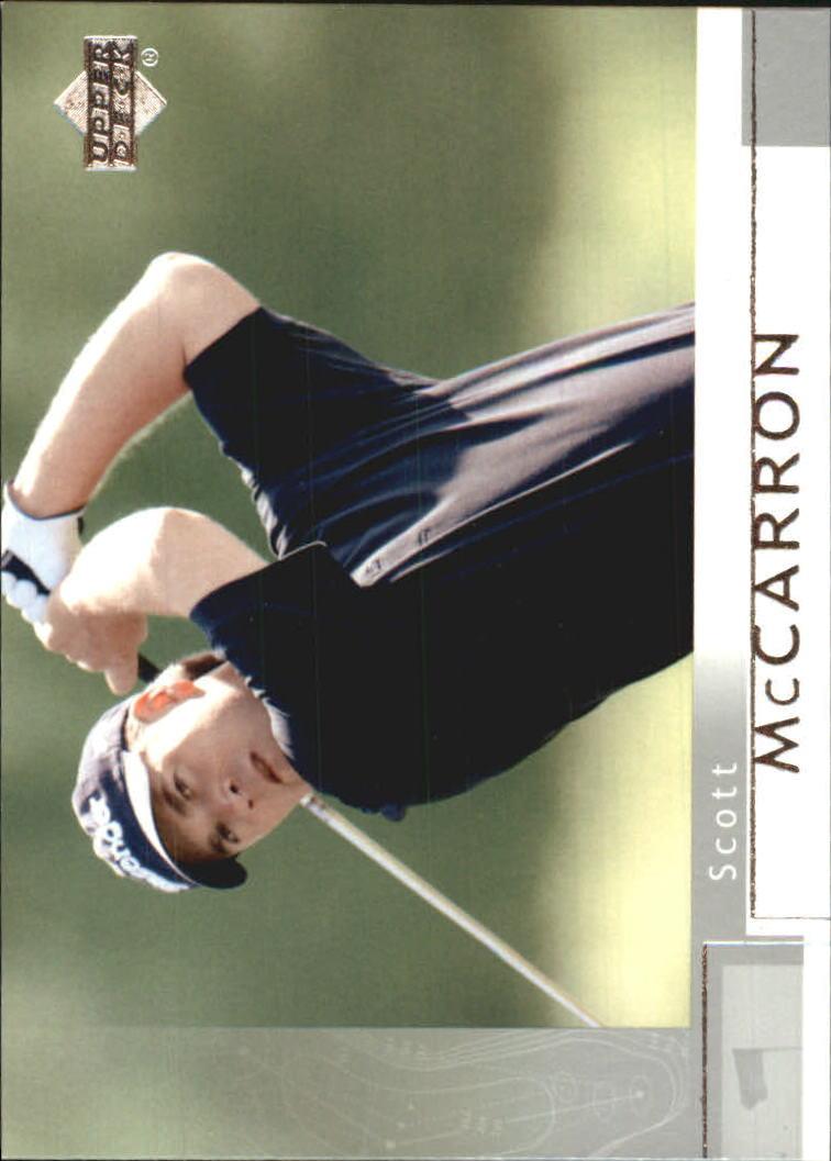 2002 Upper Deck Silver #44 Scott McCarron