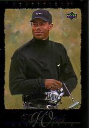 2003 Upper Deck Renditions #83 Tiger Woods TCL
