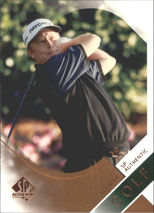 2003 SP Authentic #15 Jeff Sluman