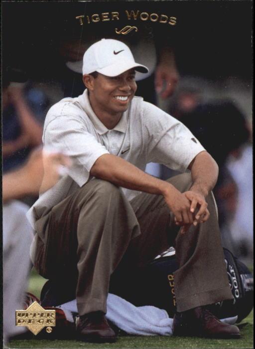 2003 Upper Deck #1 Tiger Woods
