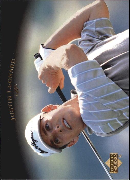 2003 Upper Deck #14 Justin Leonard
