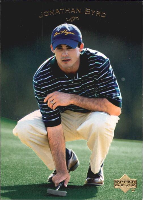 2003 Upper Deck #32 Jonathan Byrd