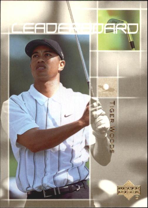 2003 Upper Deck #60 Tiger Woods LB
