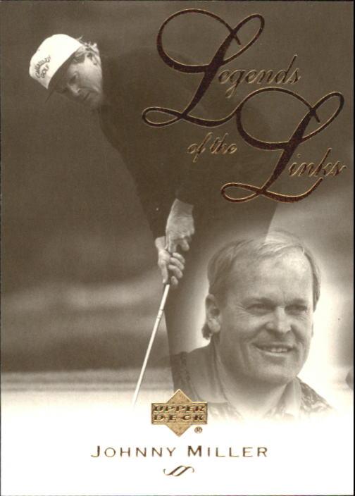 2003 Upper Deck #72 Johnny Miller LGD