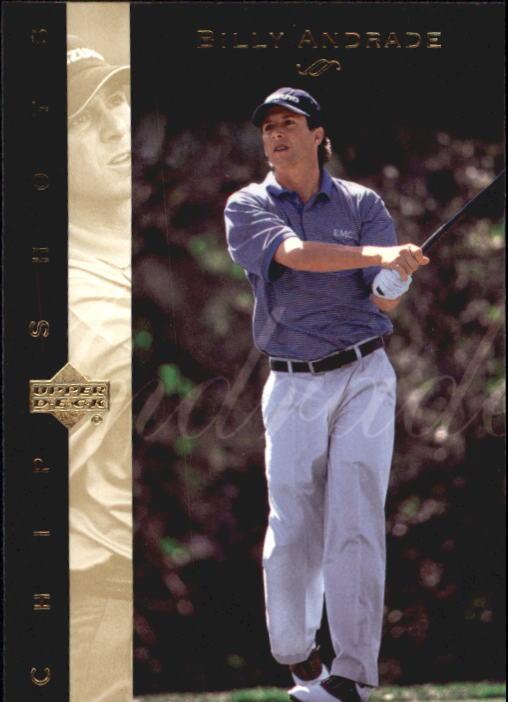 2003 Upper Deck #92 Billy Andrade CS