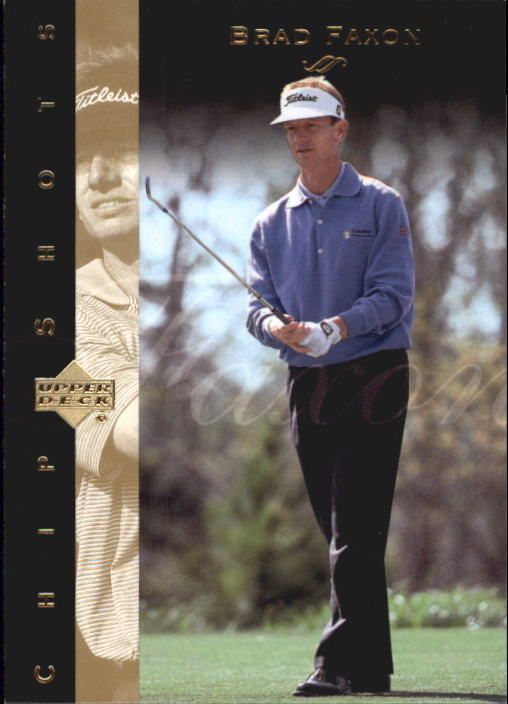 2003 Upper Deck #96 Brad Faxon CS