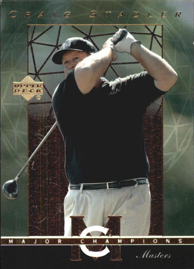 2003 Upper Deck Major Champions #10 Craig Stadler 82 Masters