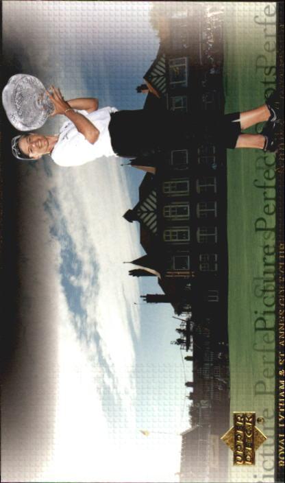 2004 Upper Deck #70 Annika Sorenstam PPS