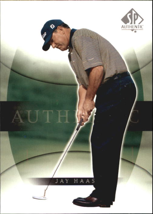 2004 SP Authentic #18 Jay Haas