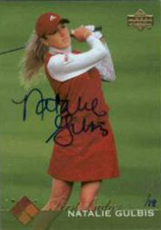 2004 SP Authentic Buybacks #NG4 Natalie Gulbis 03 UD FL/18