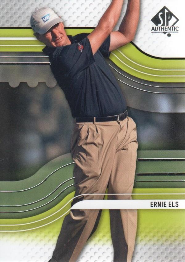 2012 SP Authentic #23 Ernie Els