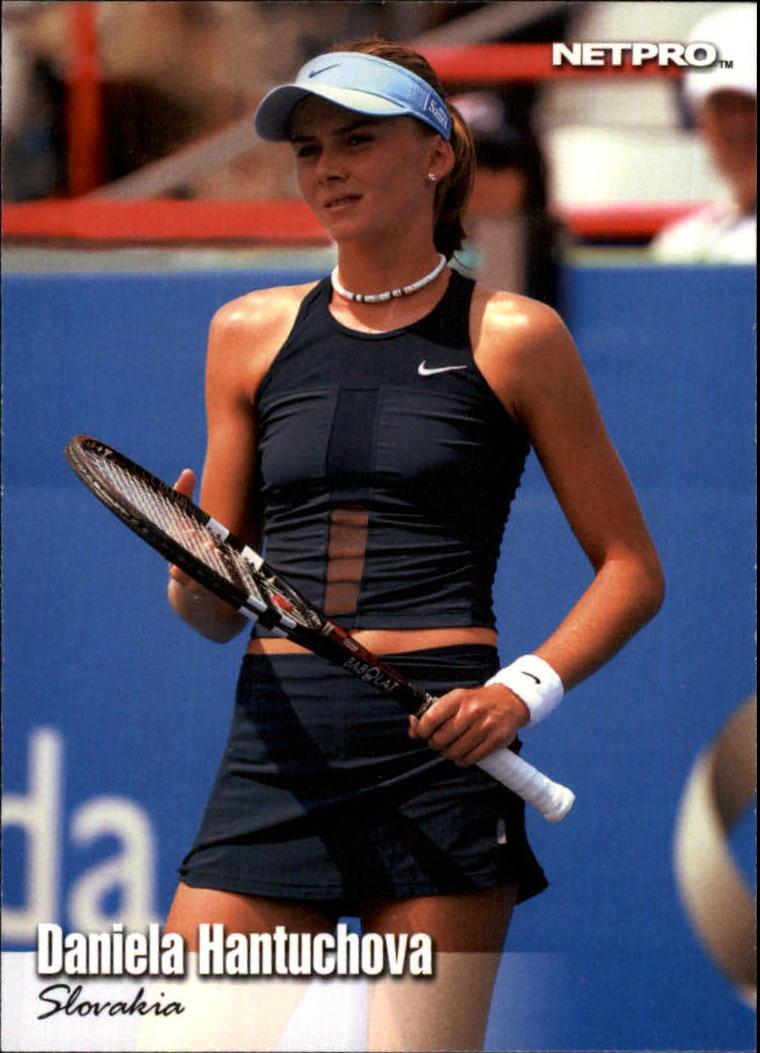 2003 NetPro #5 Daniela Hantuchova RC
