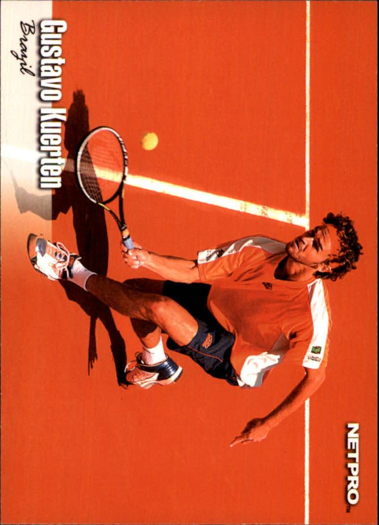 2003 NetPro #6 Gustavo Kuerten RC