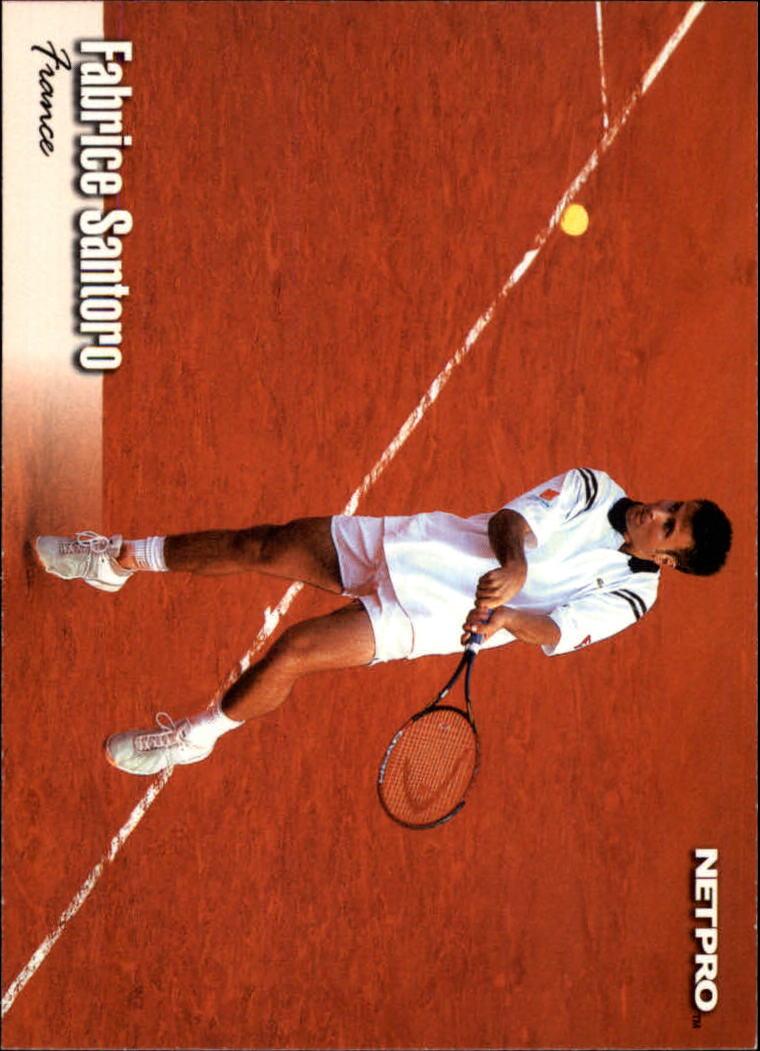 2003 NetPro #45 Fabrice Santoro