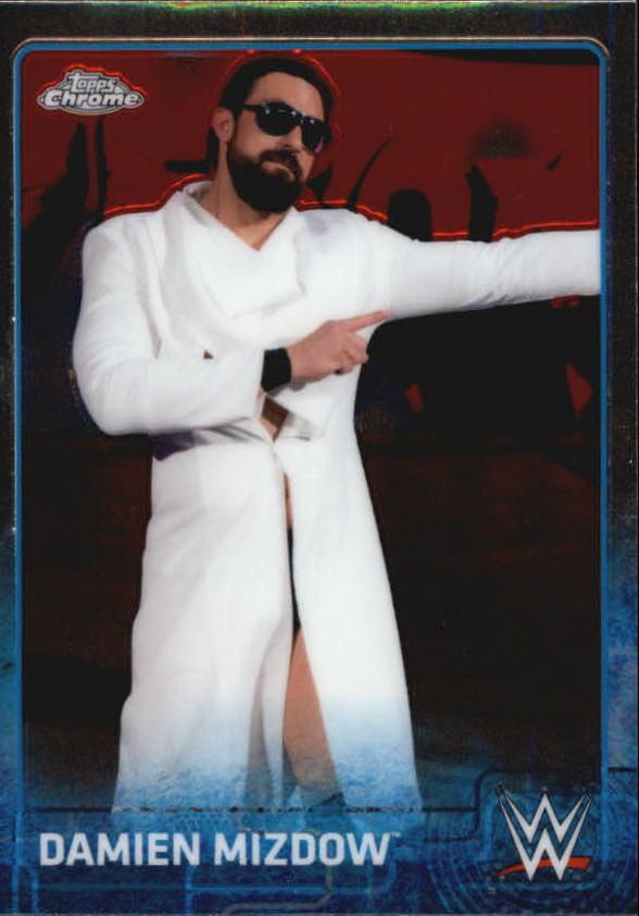 2015 Topps Chrome WWE #18 Damien Mizdow