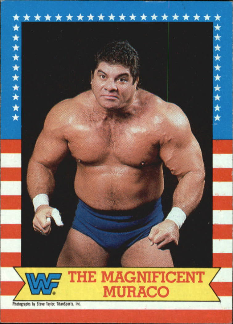 Buy Don Muraco Cards Online | Don Muraco Wrestling Price