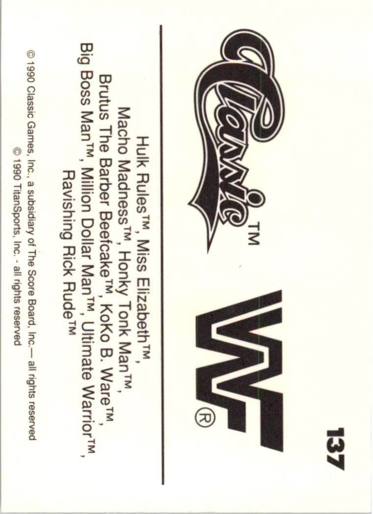 1990-Classic-WWF-Wrestling-Card-s-1-145-You-Pick-Buy-10-cards-FREE-SHIP thumbnail 245
