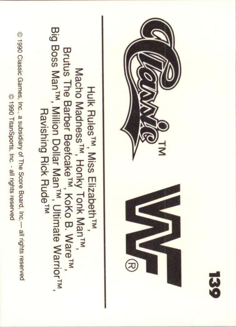 1990-Classic-WWF-Wrestling-Card-s-1-145-You-Pick-Buy-10-cards-FREE-SHIP thumbnail 247