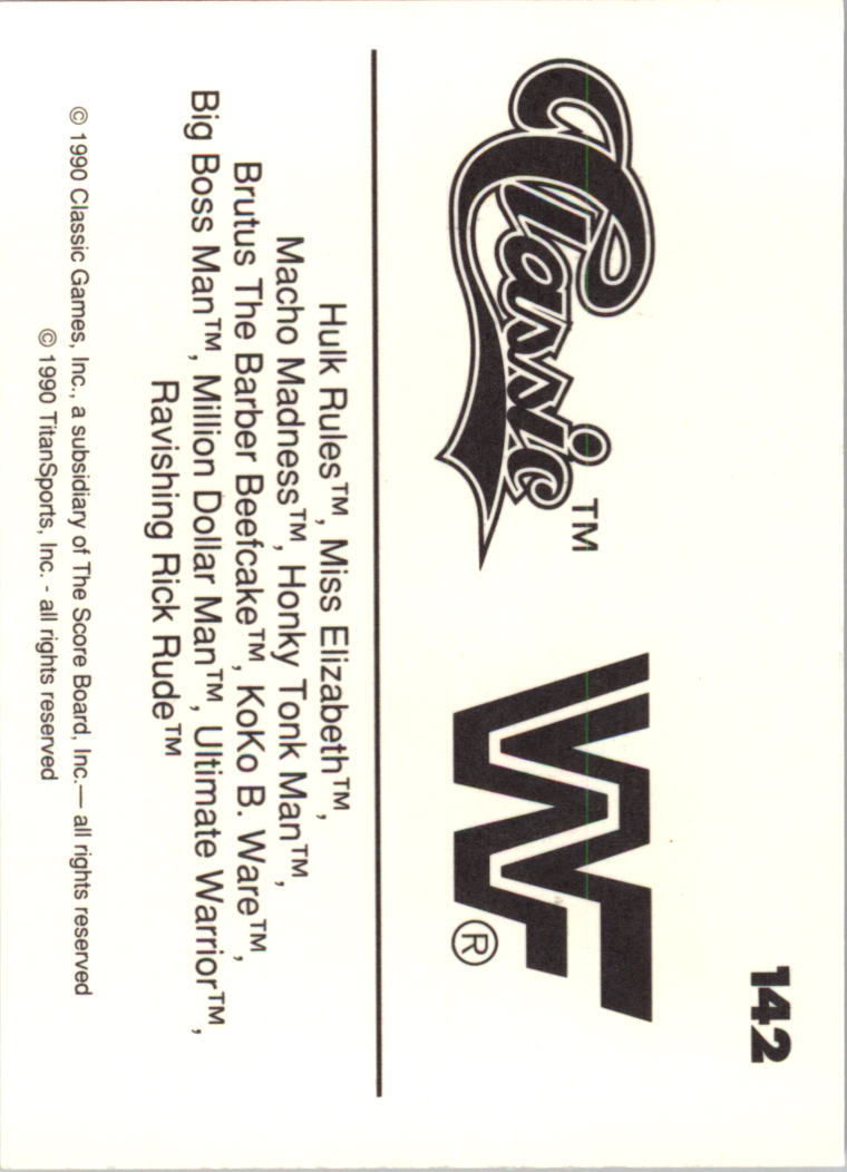 1990-Classic-WWF-Wrestling-Card-s-1-145-You-Pick-Buy-10-cards-FREE-SHIP thumbnail 253