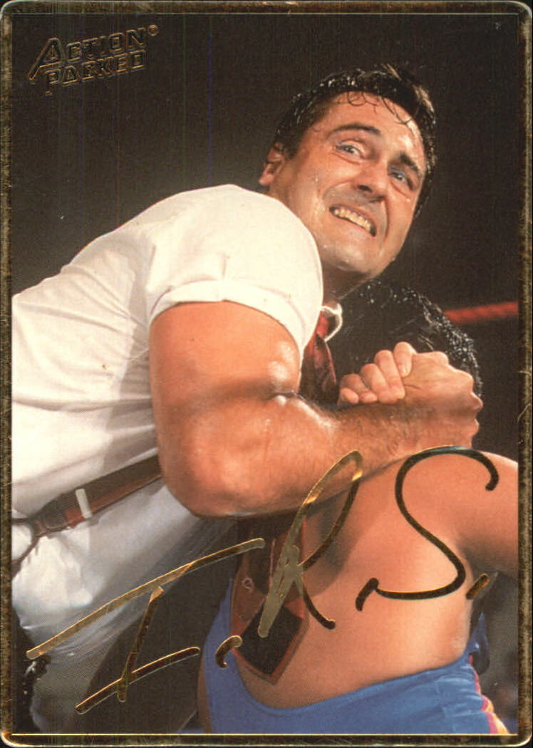 1994 Action Packed WWF #2 I.R.S.
