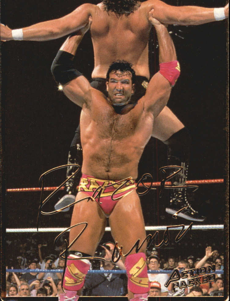 1994 Action Packed WWF #5 Razor Ramon