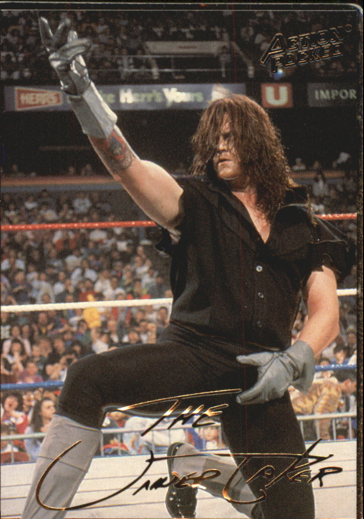 1994 Action Packed WWF #12 Undertaker