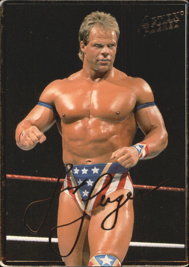 1994 Action Packed WWF #19 Lex Luger