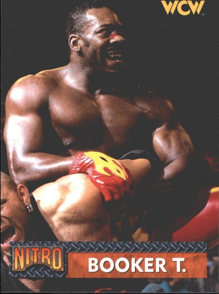 1999 Topps WCW/nWo Nitro #6 Booker T