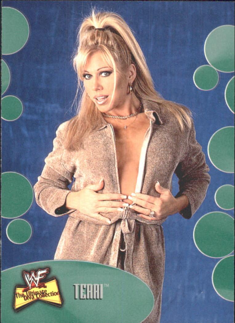 2001 Fleer WWF The Ultimate Diva Collection #7 Terri