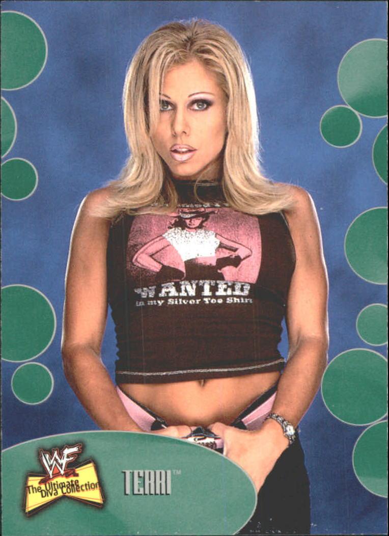2001 Fleer WWF The Ultimate Diva Collection #14 Debra