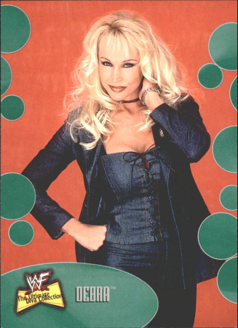 2001 Fleer WWF The Ultimate Diva Collection #16 Debra