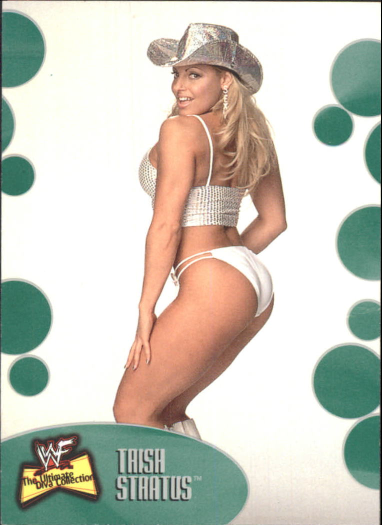 2001 Fleer WWF The Ultimate Diva Collection #22 Trish Stratus