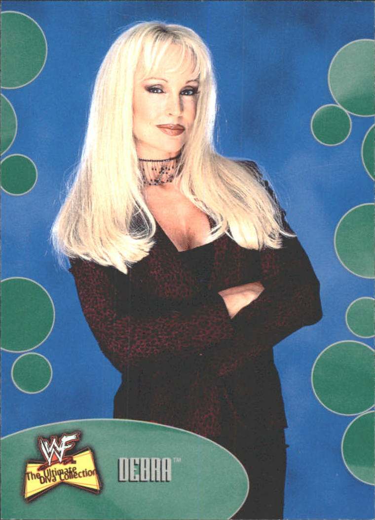 2001 Fleer WWF The Ultimate Diva Collection #23 Debra